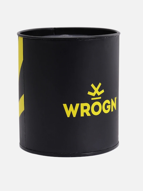 WROGN Men Grey Analogue Watch WRG00040C 6