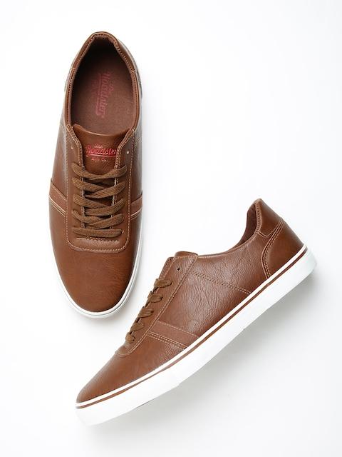 Roadster Men Tan Brown Sneakers