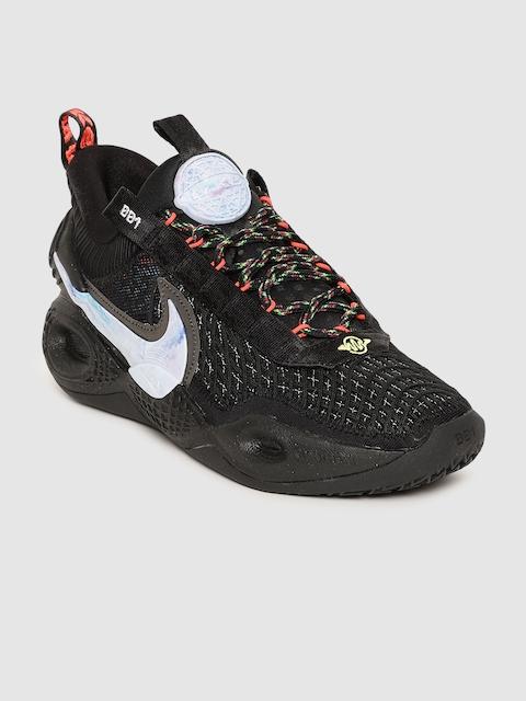 Nike Unisex Black COSMIC UNITY Basketball Shoes