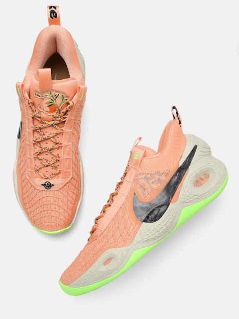 Nike Unisex Orange COSMIC UNITY Basketball Shoes
