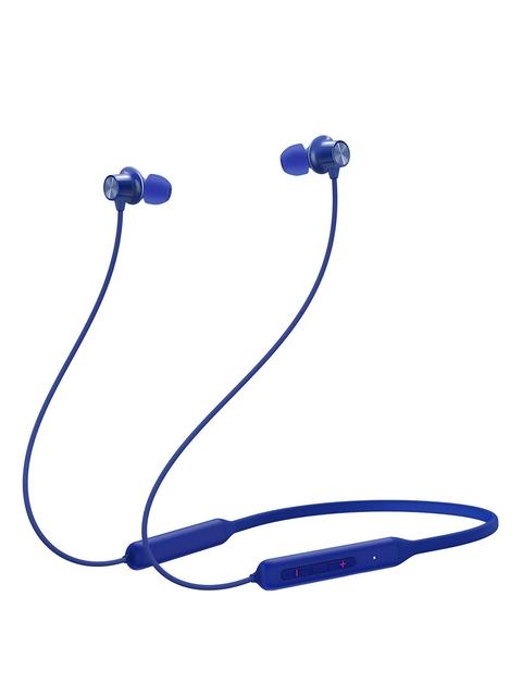 OnePlus Blue Bullets Wireless Z Bass Edition Bluetooth Headphones