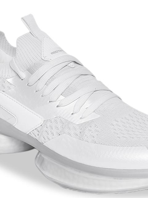 Red Tape Men White Walking Shoes 6