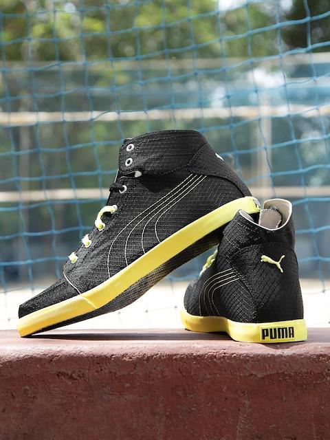 Puma Men Black Drongos IDP Sneakers