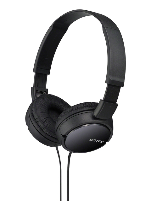 Sony Black Over-Ear Headphones without Mic