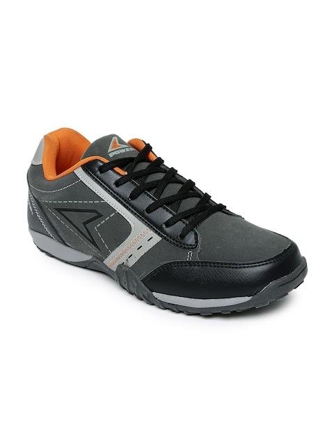 Power Men Grey Street 151 Running Shoes