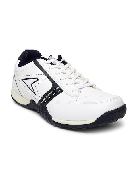 Power Men White Street 151 Sports Shoes