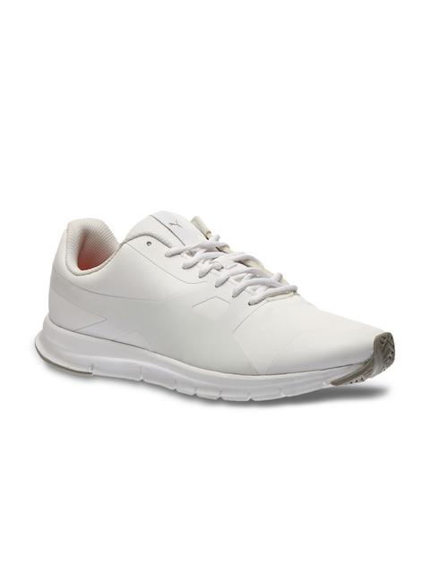 Puma WIRED - Sports shoes - white