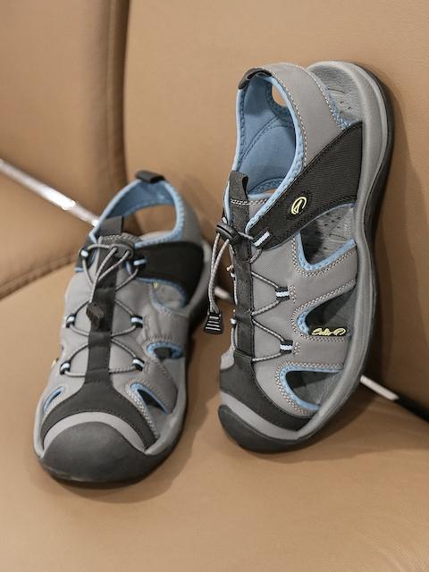 3821c8264690e1 Buy Boltio Men Grey Sports Sandals - Sports Sandals for Men