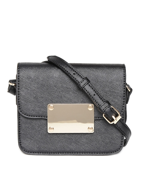 Buy ALDO Black Sling Bag - Handbags for Women | Myntra