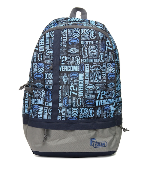 0139d949d10c Burner P10 19 Ltrs Blue Casual Backpack (2186)