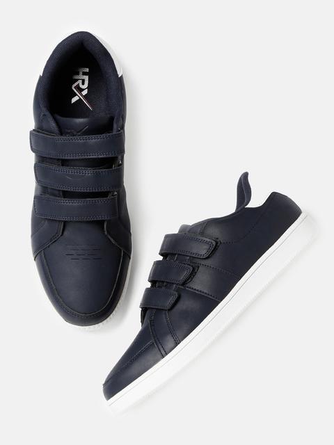 HRX by Hrithik Roshan Men Navy Sneakers