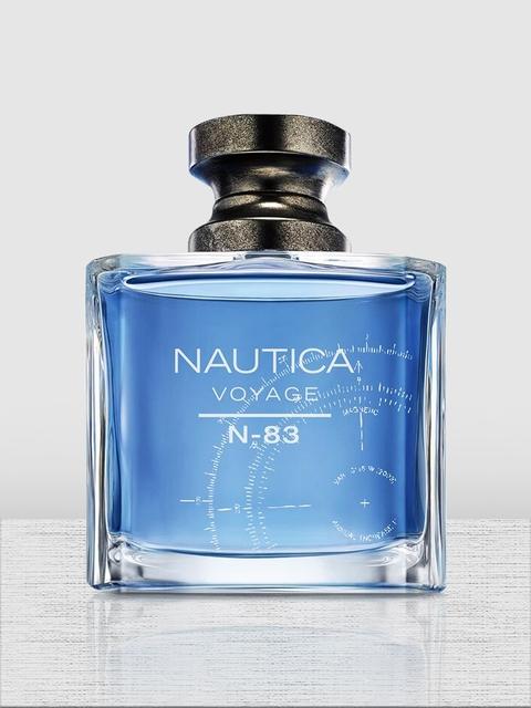 Nautica Men Voyage N-83 Eau De Toilette 100 ml