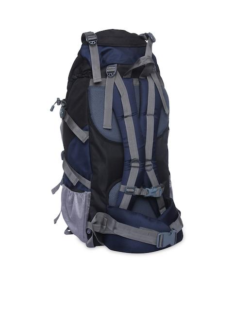 Impulse Unisex Blue 65 Litres Rucksack 3