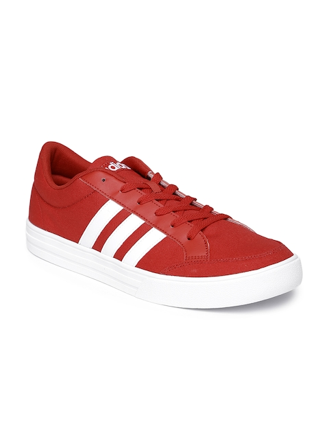 a8ac94593f9a Adidas NEO Men Red VS Set Sneakers for Men Price in India on July ...