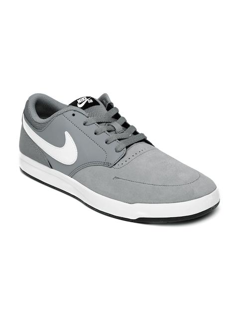 Nike Men Grey SB FOKUS Sneakers
