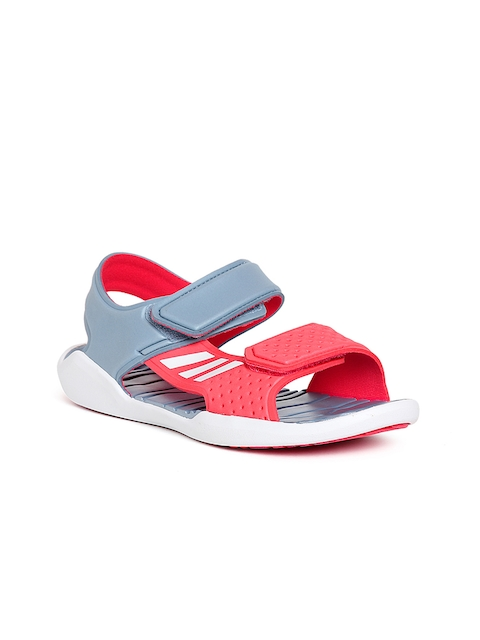 d233bc8f227da4 Buy adidas sandals kids red   OFF39% Discounted