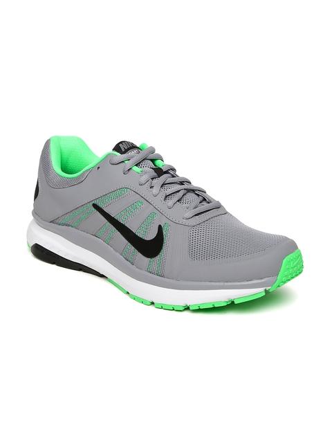 Nike Men Grey Dart 12 Running Shoes