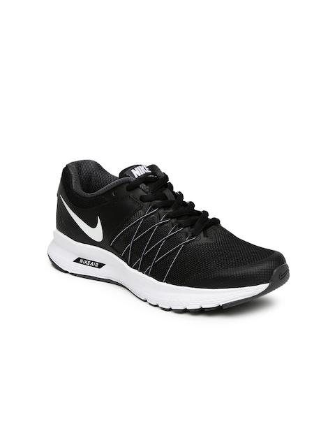 0939915cbff3 Women Black Air Relentless 6 MSL Running Shoes