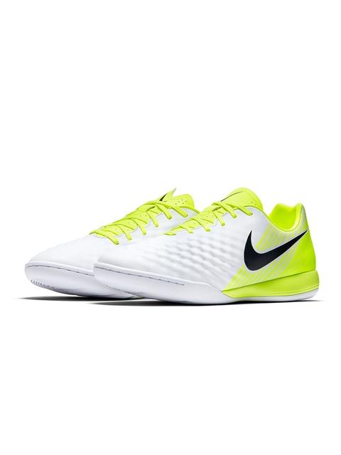 Nike Men White Magistax Onda II IC Football Shoes