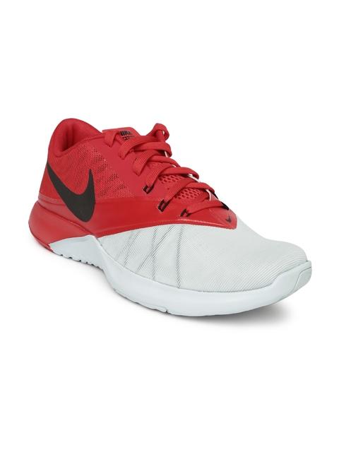 Nike Men Red & White FS LITE TRAINER 4 Training...