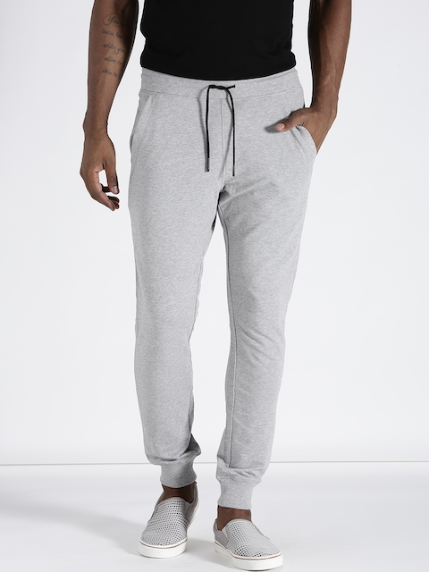 Antony Morato Grey Melange Track Pants
