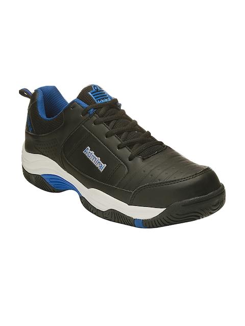 Admiral Men Black Court Tennis Shoes