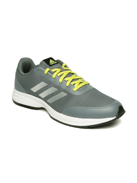 f7530f13c38fd8 Adidas Men Grey EZAR 4.0 M Running Shoes Image