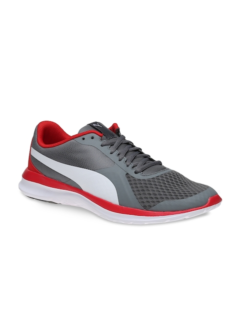 Image result for Puma Unisex Grey FlexT1 IDP Running Shoes at Rs.2,999