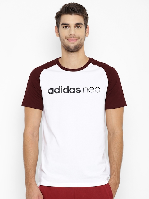e031631e01a2 Men Adidas Neo Tshirt Price List in India on July, 2019, Adidas Neo ...