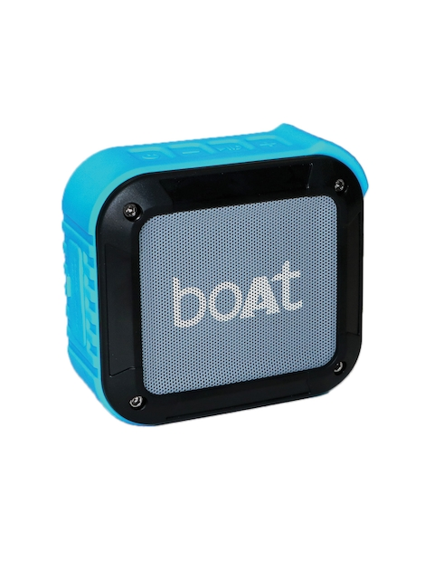 boAt Blue & Black Stone 200 Wireless Portable Bluetooth Speaker