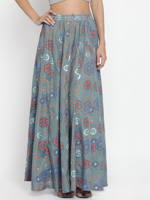 e4c62e21b7 Women Akkriti By Pantaloons Skirts Price List in India on June, 2019 ...