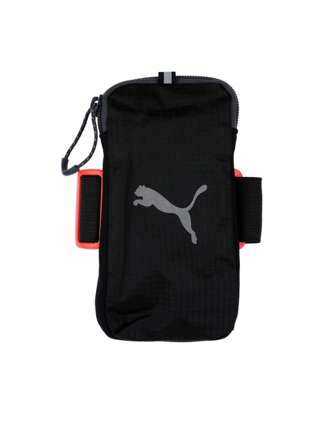 Puma Unisex Black PR Arm Pocket