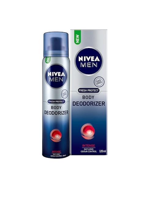 Nivea Men Fresh Protect Intense Gas-Free Body Deodorizer 120 ml