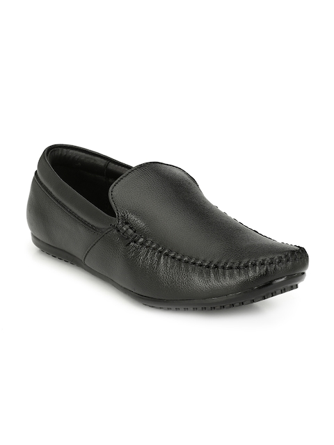 Fentacia Men Black Loafers