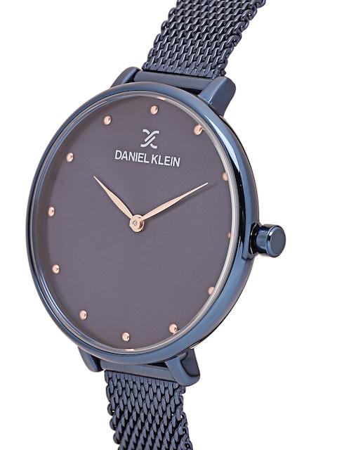 Daniel Klein Women Navy Blue Analogue Watch DK11421-7 3