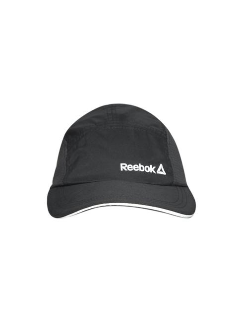 1827e50441f Reebok Unisex Black Printed Snapback Cap