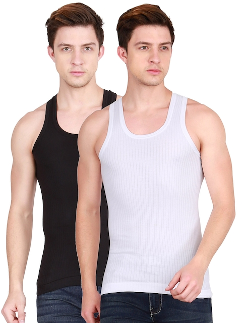 2dd24e9a74d8d Genx Pack of 2 Innerwear Vests LUX COZI CHAMPION AAABBB