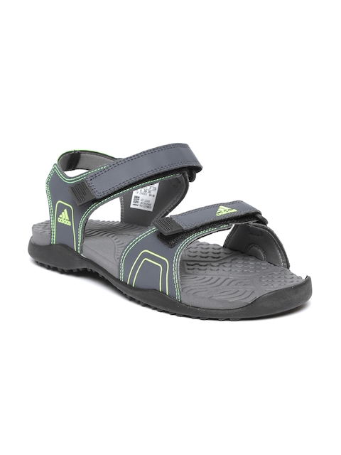 14b4f94f7897 Men Adidas Sandals   Floaters Price List in India on May
