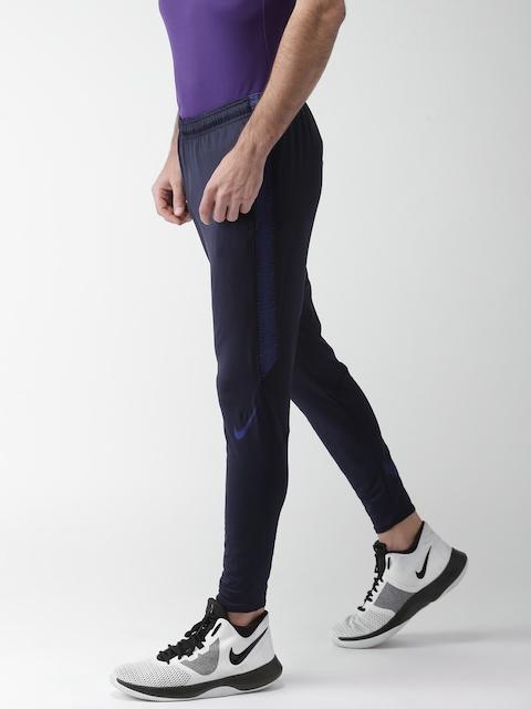 0faa63a9d6e36 Nike Men Navy AS M NK DRY SQD Football Slim Fit Track Pants