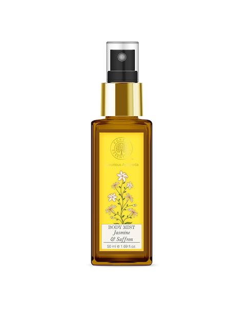 Forest essentials unisex jasmin and saffron body mist 50ml