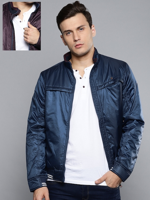 f307e5c12fe Men Louis Philippe Sport Winter Jackets Price List in India on April ...