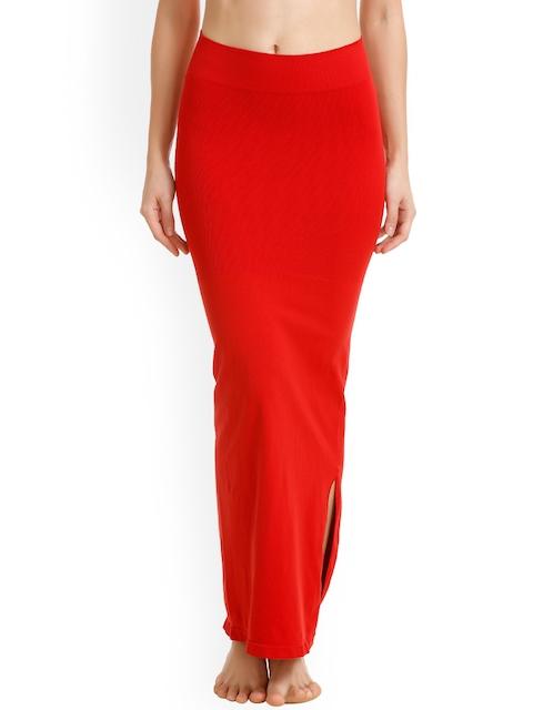 Zivame Red Mermaid Saree Shapewear ZI3023COREZIRED