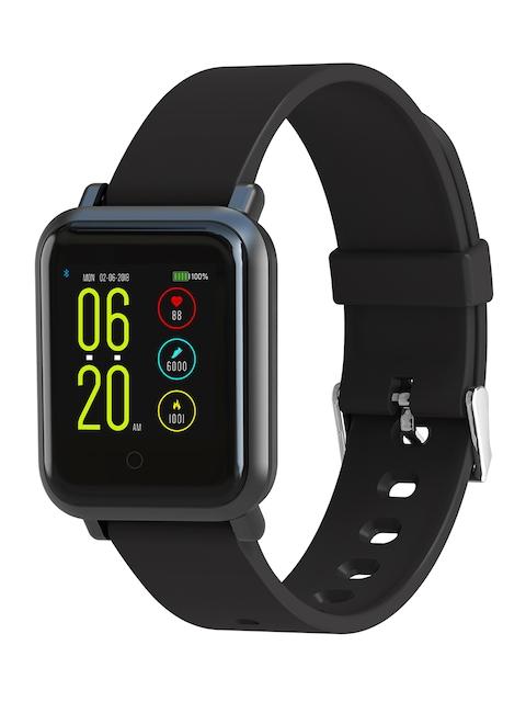 Noise Unisex Colorfit Pro Smartwatch Classic Jet Black