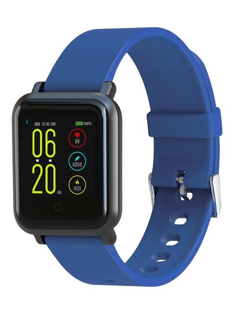 Noise Unisex Colorfit Pro Smartwatch Classic Cool Blue