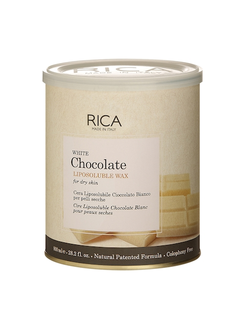 RICA Unisex White Chocolate Liposoluble Wax