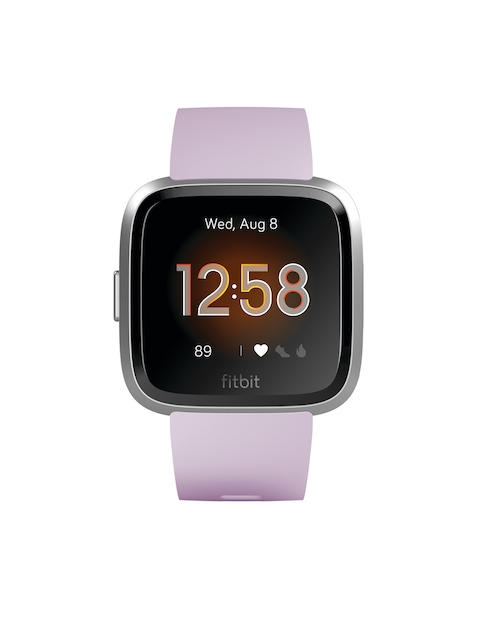 Fitbit Versa Unisex Black **** Edition Smart Watch FB415SRLV