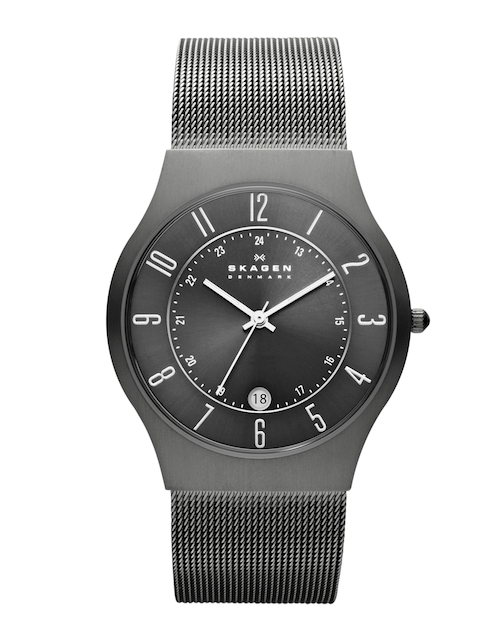 SKAGEN DENMARK Women Black Dial Watch 233XLTTMI