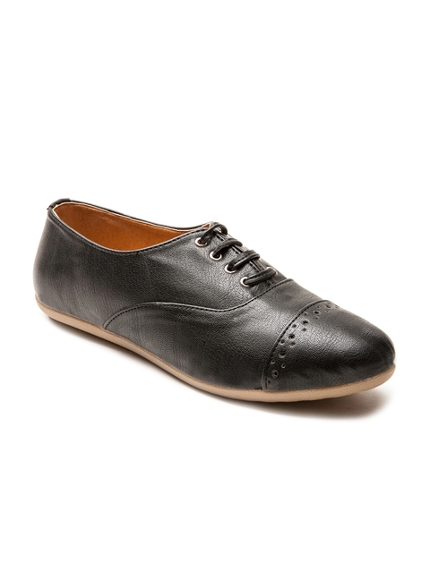 Marc Loire Women Black Casual Shoes