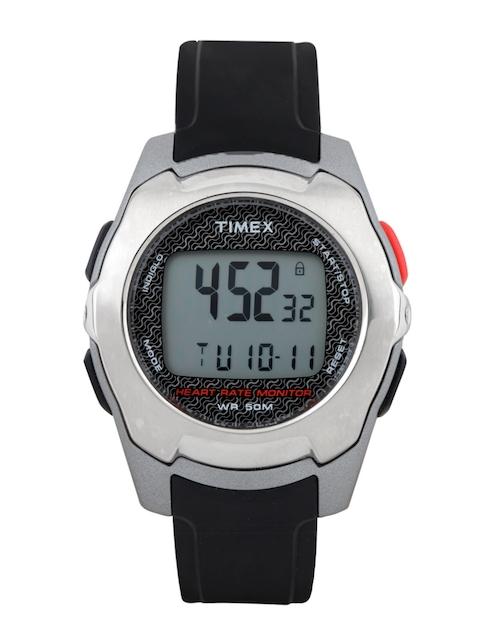 Timex Men Black Digital Watch