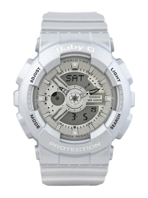 Casio Baby-G Analog-Digital BA-110GA-8ADR Watch